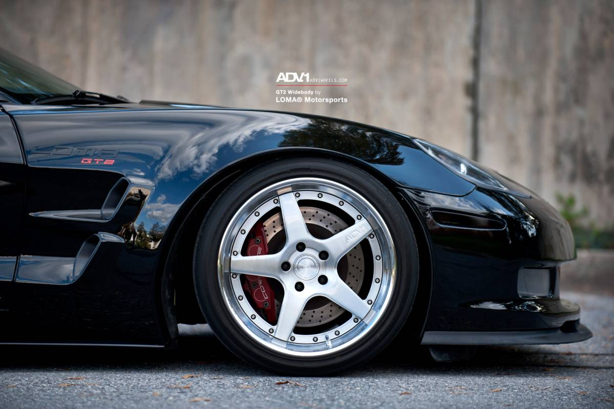 loma gt2 wide body kit for corvette loma motorsports. Black Bedroom Furniture Sets. Home Design Ideas