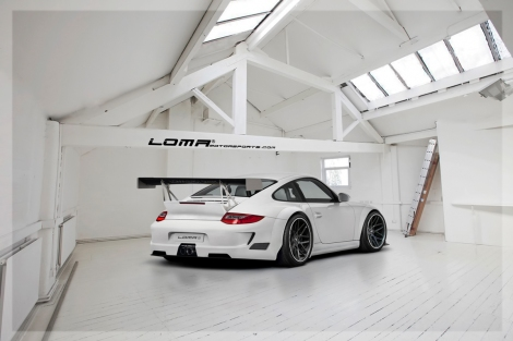 LOMA® RS1 Street for Porsche 997