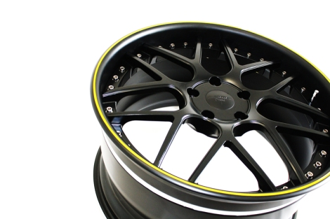 LOMA® Forged GT1 Concave wheels